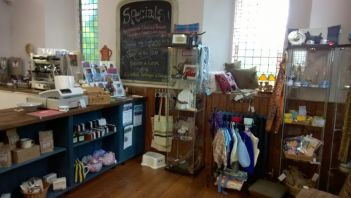 Country Mumkins crafts and inside of shop.JPG